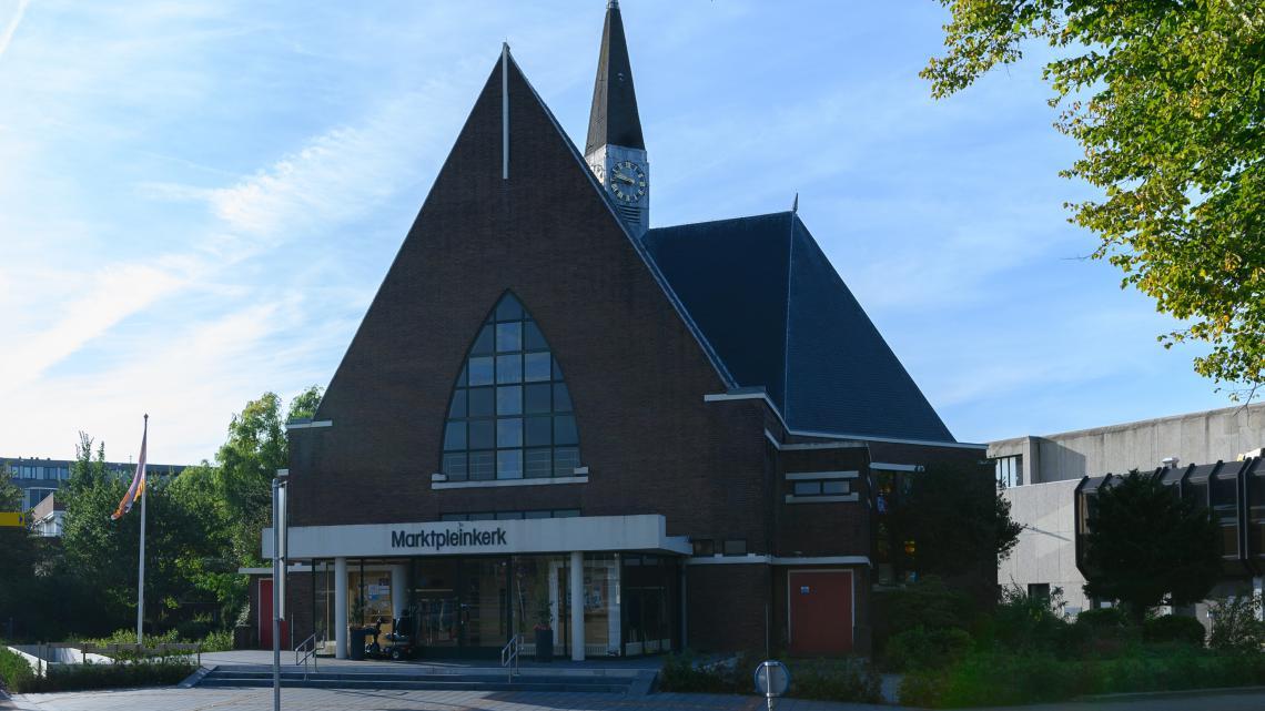 Marktpleinkerk foto homepage